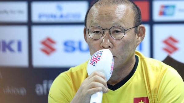 HLV Park Hang-seo nói gì sau trận thắng thuyết phục trước đội tuyển Philippines?