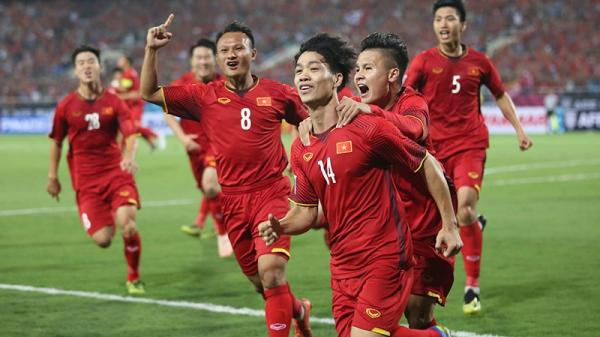 Hé lộ đội hình Việt Nam vs Malaysia, chung kết AFF Cup 2018: Tiến Dũng, Công Phượng, Anh Đức tái xuất
