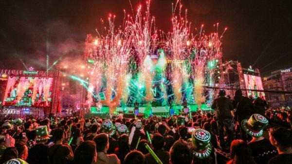 Tất tần tật những gì 'chưa từng có' về Đại tiệc Âm Nhạc và Ánh Sáng Countdown 2019 ở Hà Nội