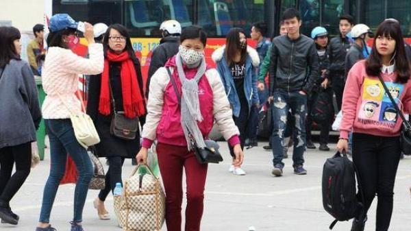 Bị phạt 15 triệu đồng nếu buộc người lao động đi làm Tết Dương lịch 2019
