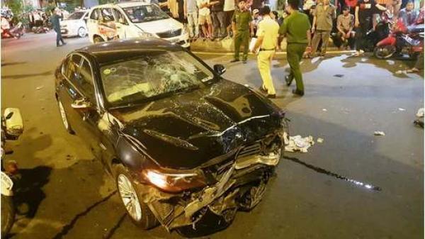 Hà Nội: Cô gái bị ô tô kéo lê đến dập nát tầng sinh môn