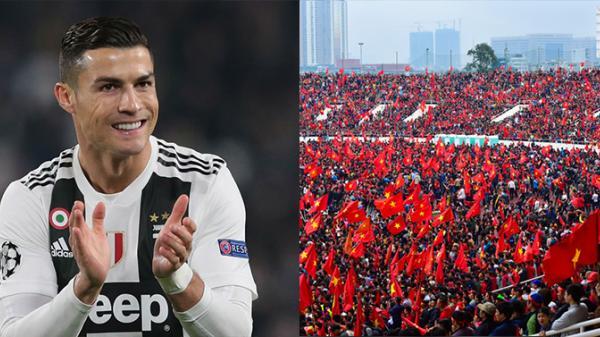 Nóng: Juventus có thể sang du đấu tại Việt Nam, sắp được nhìn thấy Ronaldo ở Mỹ Đình rồi