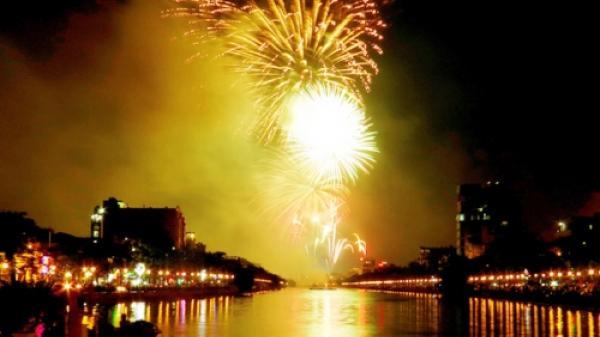 Hải Phòng có 12 điểm bắn pháo hoa trong đêm giao thừa 2019