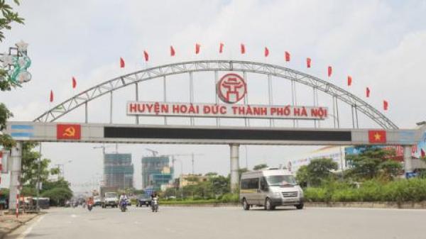 4 huyện ngoại thành nào của Hà Nội sẽ lên quận?