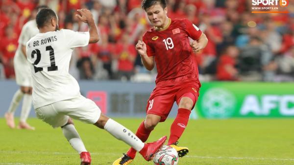 Cập nhật: Việt Nam chưa chắc chắn giành vé đi tiếp ở Asian Cup 2019