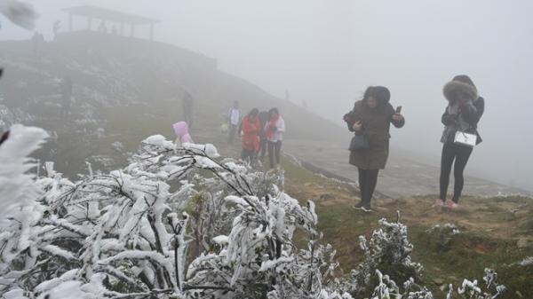 Không khí lạnh ảnh hưởng đến miền Bắc đạt ngưỡng CỰC ĐẠI, nhiệt độ đang giảm đến mức thấp nhất