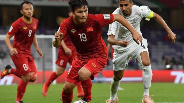 Trận Việt Nam vòng 1/8 Asian Cup 2019 đá ở đâu, khi nào?