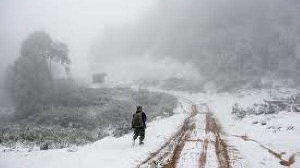 Dự báo thời tiết 3 ngày tới: Bắc Bộ chìm trong rét đậm, rét hại và mưa rào