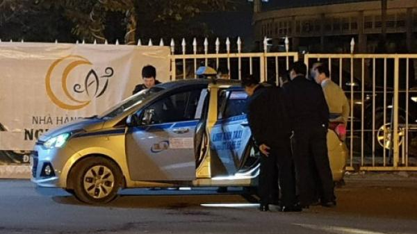 Video: Công bố nhận dạng nghi phạm cắt cổ tài xế taxi ở Hà Nội