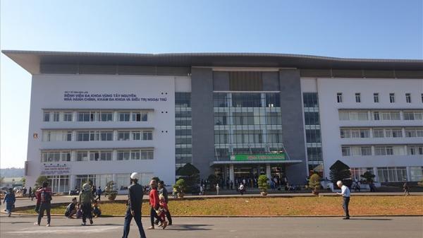 Tây Nguyên: Bệnh viện nghìn tỷ đi vào hoạt động sau 10 năm xây dựng