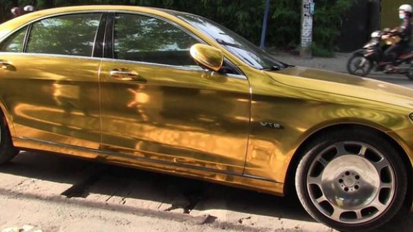 Bất ngờ hé lộ số tiền khủng Phúc XO chi để thuê xe ô tô vàng gây xôn xao dư luận