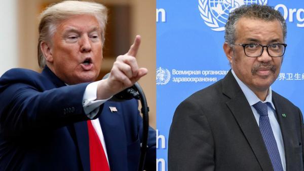 Vụ TT Trump tuyên bố tạm ngưng tài trợ cho WHO giữa đại dịch COVID-19: Tổng Giám đốc WHO chính thức lên tiếng