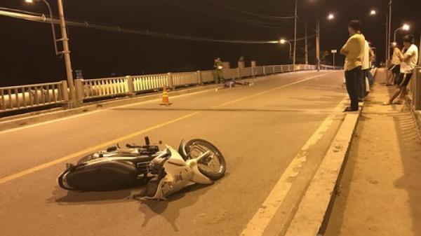 Người đàn ông nằm c.h.ế.t trên cầu ở Sài Gòn