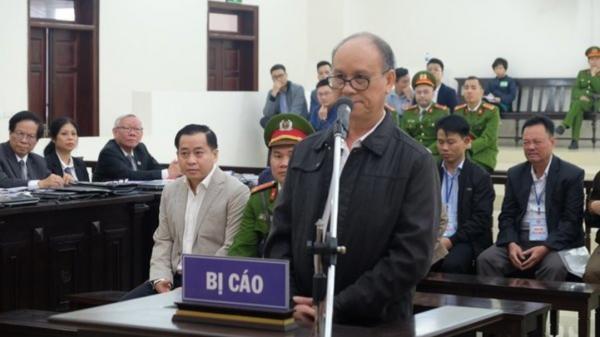 Cựu Chủ tịch Đà Nẵng Trần Văn Minh bị đề nghị 25-27 năm t.ù