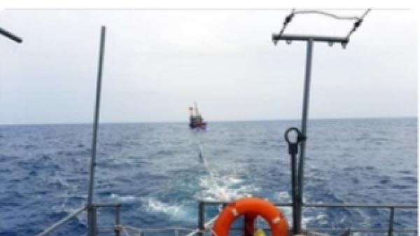 Cà Mau: Tìm thấy 3 th.i th.ể thuyền viên bị m.ất t.ích trên biển