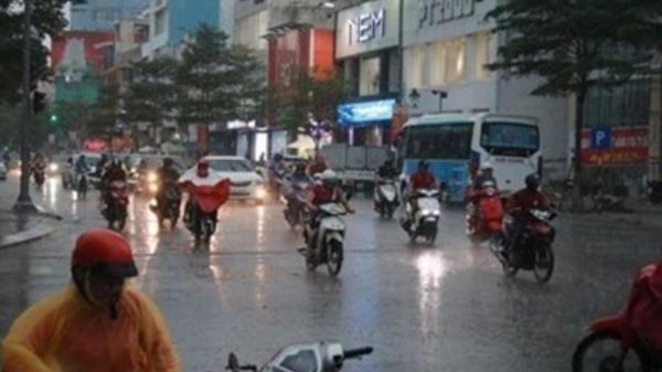 Dự báo thời tiết 25.3: Miền Bắc trưa nắng oi, chiều tối mưa dông bất chợt