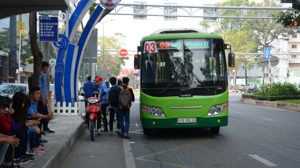 TP.HCM ngừng toàn bộ các tuyến xe buýt từ ngày 1/4 đến hết 15/4