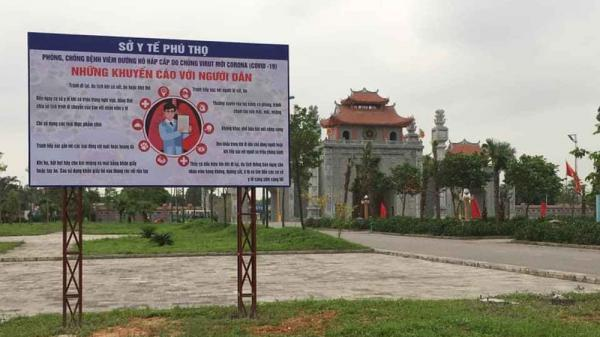 Khuyến cáo dân không đi Đền Hùng, giỗ Tổ tại nhà