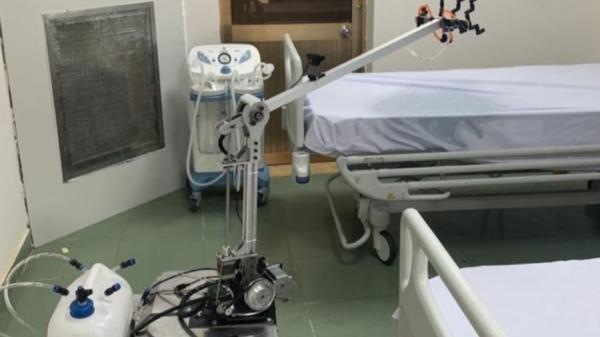 """TPHCM đưa robot """"làm nhiệm vụ"""" trong bệnh viện d.ã ch.iến"""