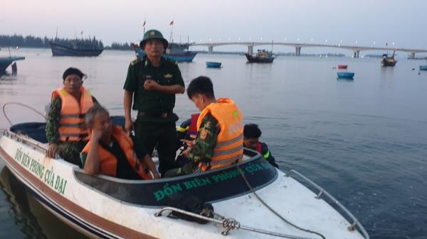 Tìm thấy 2 nạn nhân cuối cùng trong vụ lật thuyền trên sông Thu Bồn