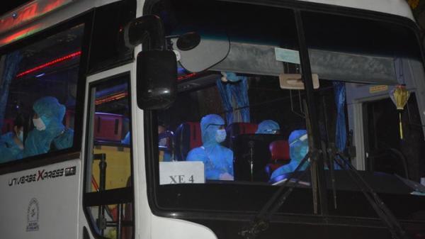 274 công dân từ Malaysia nhập cảnh về Đà Nẵng đều âm tính với SARS-CoV-2
