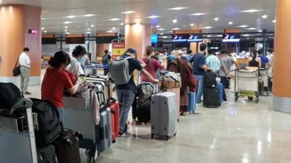 240 công dân Việt Nam từ Myanmar về Đà Nẵng đã được cách ly tập trung
