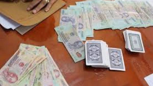 TPHCM: Nguyên phó công an phường bị bắt vì đánh bạc