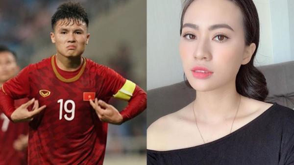 Quang Hải nhanh chóng có bạn gái mới sau một thời gian bị đồn chia tay Nhật Lê, nhan sắc người sau gây bất ngờ?