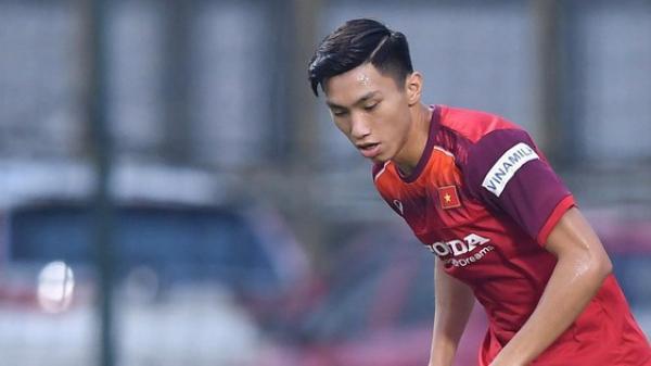 Đoàn Văn Hậu sang châu Âu gia nhập đội bóng Hà Lan, không sang Thái Lan cùng tuyển Việt Nam