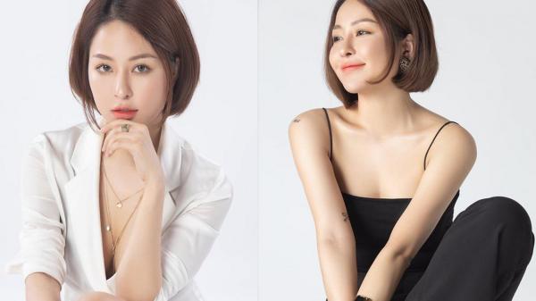 Sau scandal lộ clip nhạy cảm, hot girl Trâm Anh lần đầu tung ra bộ ảnh trưởng thành và gợi cảm