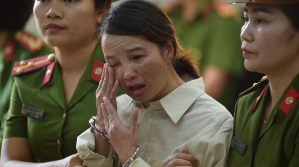 Mẹ nữ sinh Cao Mỹ Duyên: 'Dù chết cũng không có gì phải sợ'