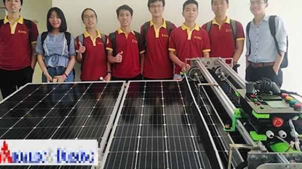 Thu năng lượng mặt trời thông minh
