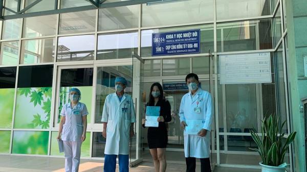Thêm 4 bệnh nhân mắc COVID-19 khỏi bệnh, Việt Nam đã có 95 ca khỏi