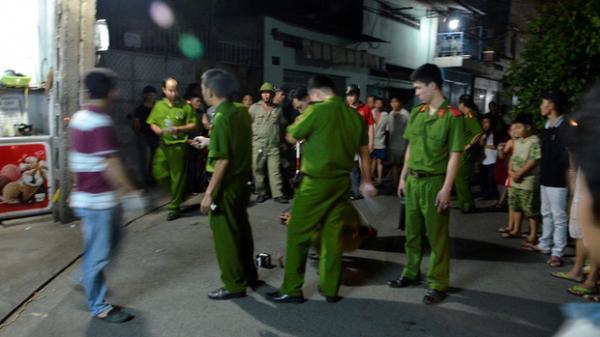 Ngồi uống nước mía, thanh niên bị nhóm bạn cùng bàn đâ.m t.ử v.ong ở Sài Gòn