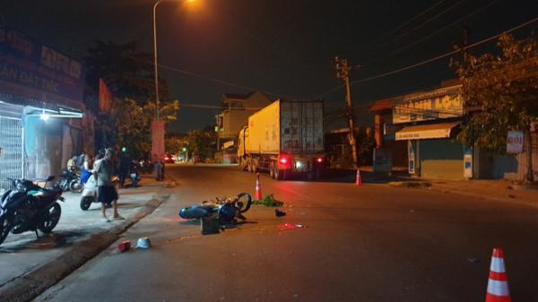 Nam công nhân vệ sinh bị container cán đứt lìa bàn tay, t.ử vo.ng thương tâm lúc nửa đêm