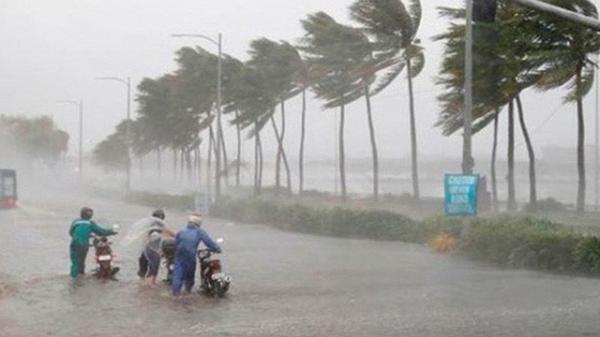 Cảnh báo: Chiều nay Sài Gòn có mưa to kèm dông lốc, sấm sét