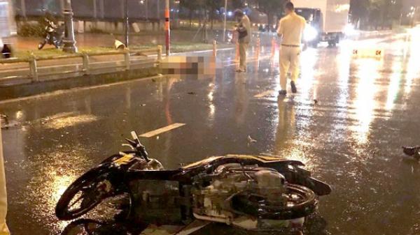 Nam thanh niên mất m ạng trong cơn mưa sáng Sài Gòn