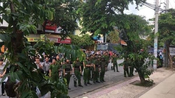 Đang cưỡng chế bệnh viện ở Sài Gòn có hai nguồn phóng xạ nguy hiểm
