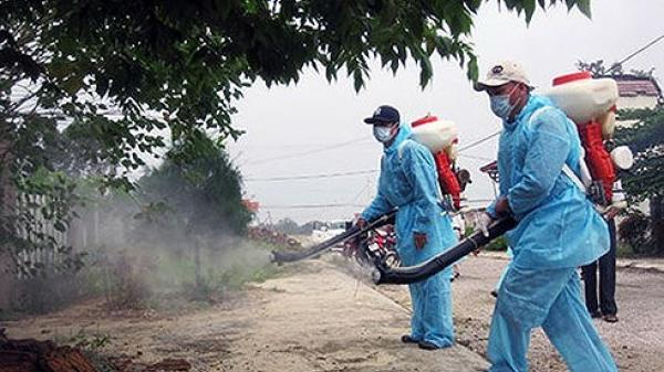 TP.HCM: Cảnh báo mạo danh Sở Y tế thu tiền phun thuốc xịt muỗi