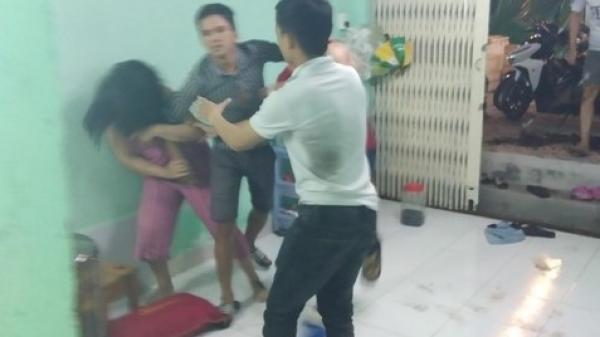 TP.HCM: Nhóm thanh niên lao vào đ ánh vợ chồng chủ quán dê gây náo loạn cả khu chợ
