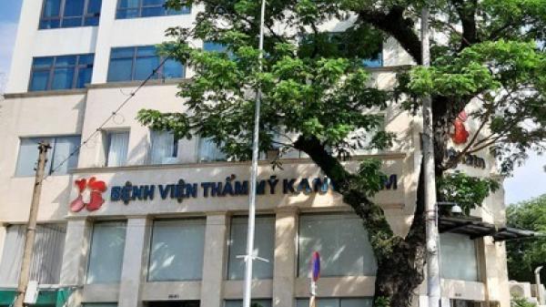 Thẩm mỹ viện Kangnam TP.HCM chính thức lên tiếng vụ nữ Việt kiều t ử vong sau căng da mặt