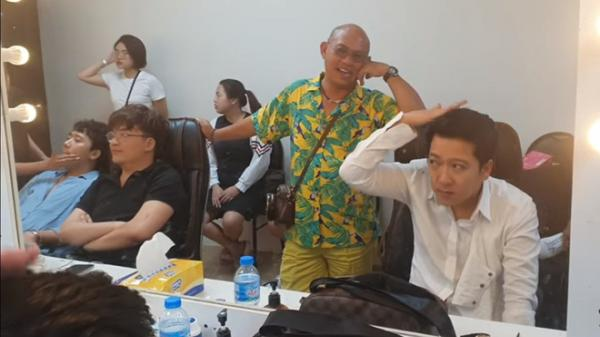 Ông chủ công ty Điền Quân đòi tham gia gameshow, Trường Giang: Chén cơm của tôi có thể bị cướp bất cứ lúc nào