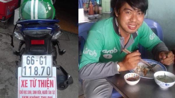 Tấm biển kì lạ khiến chàng trai bị chê hâm nhưng đọc kĩ, ai cũng xúc động ở Sài Gòn