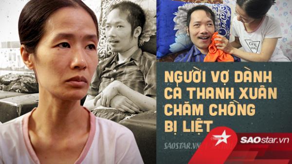 Người phụ nữ quê Phú Thọ dành cả tuổi thanh xuân suốt 10 năm chăm chồng bị l iệt