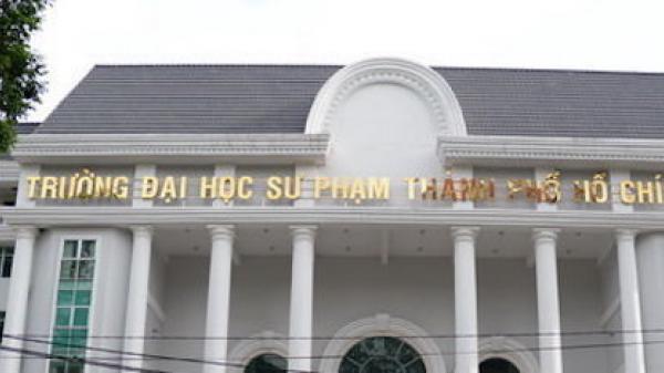 Sinh viên ĐH Sư phạm TP.HCM tố giảng viên đi du lịch, không dạy học