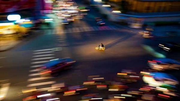 Ảnh chụp đô thị TP HCM vào top đẹp nhất thế giới