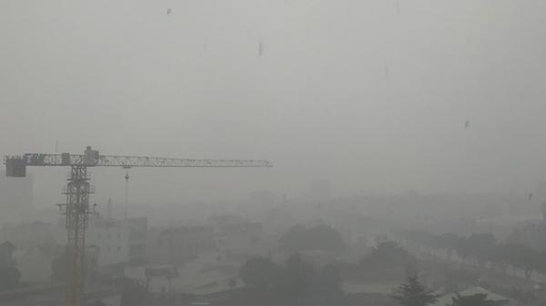 Đã tìm ra thủ phạm gây ô nhiễm không khí, trắng đục bầu trời tại TP HCM