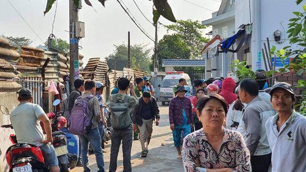 5 người chết cháy ở TPHCM: Nghi án phóng hỏa vì tư thù