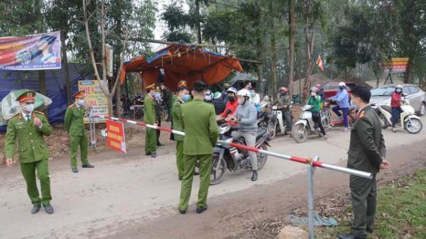 Khuyến cáo các biện pháp chống dịch xâm nhập vào Phú Thọ