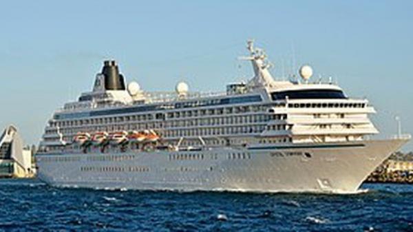 Du thuyền hạng sang đến TP HCM, 7 người không được lên bờ